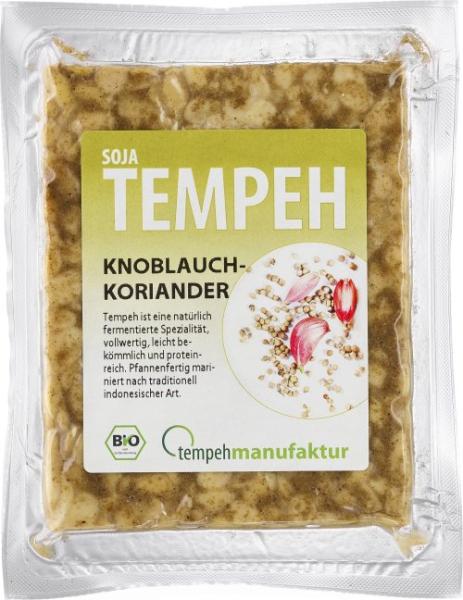 Tempeh Knoblauch-Koriander (200g)