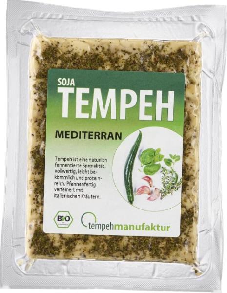 Tempeh Mediterran (200g)