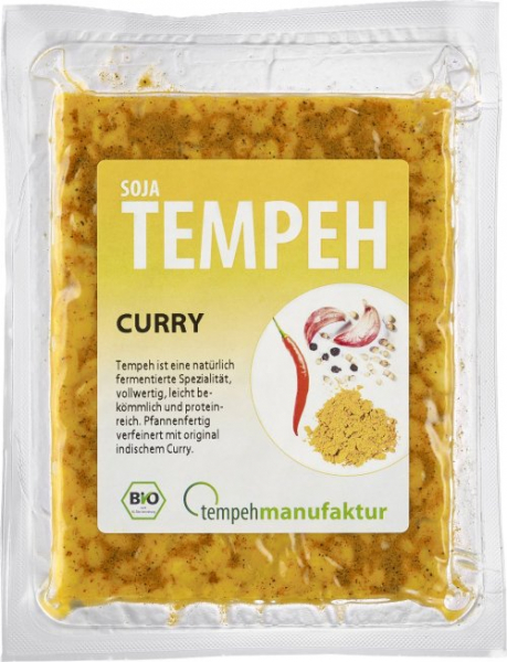 Tempeh Curry (200g)